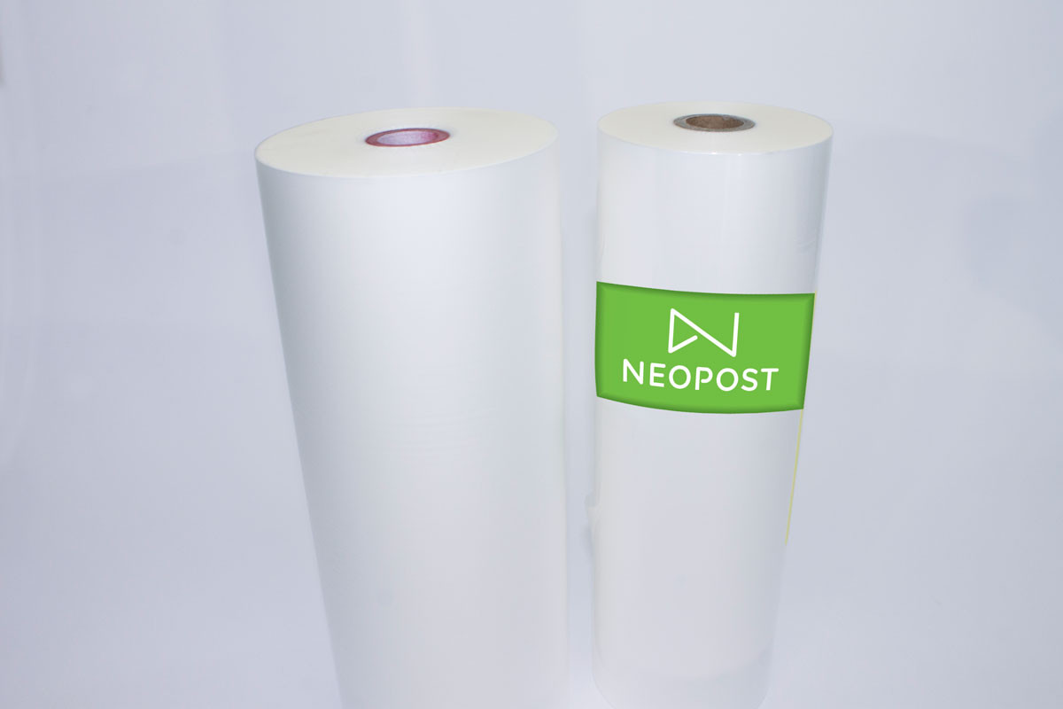 Neopost  Gloss 76 micron 305mm x 76 m 25 core