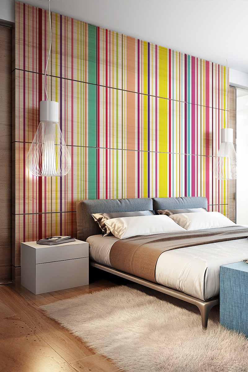 Hp Wide Format Pvc Free Durable Suede Wallpaper Media