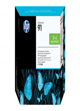 HP 91 MAINTENANCE CARTRIDGE 6100