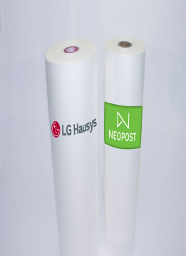 LG Hausys  LP3912 Polymeric Gloss Printable Laminate 1370mm x 50m