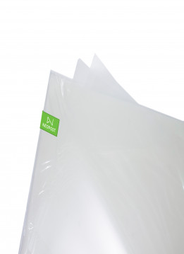 Neopost  Pouch film peel back 216mm x 303mm - 100 micron