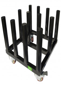 "MEDIA RACK 12X2"" (REQUIRE EXTRA STRONG PACKAGING PER UNIT)"