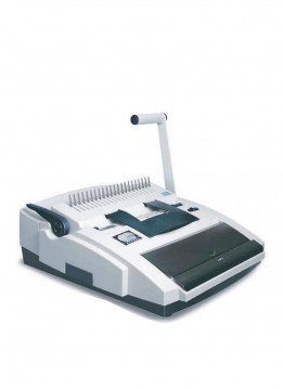 NEOPOST CW-4500 COMB & WIRE BINDER ELECTRIC