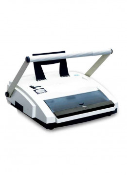 NEOPOST WR-2500 DUAL PUNCH ELECTRIC WIRE BINDER