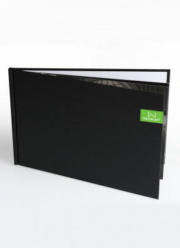 OPUS A5 CLASSIC PHOTOBOOK COVER KIT WITH CHANNELS