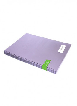 NEOPOST A4 FLUSHCUT FROSTED STANDARD BINDING COVERS - 200 MICRON - 3:1 - PRE PUNCH
