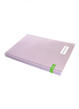 NEOPOST A4 FLUSHCUT CLEAR STANDARD BINDING COVERS - 180 MICRON - 4:1 - PRE PUNCH