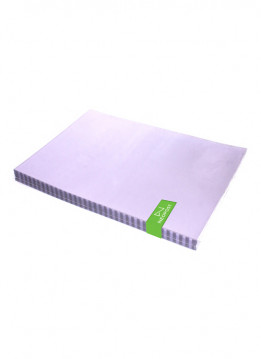 Quadient A4 FLUSHCUT FROSTED PREMIUM BINDING COVERS - 200 MICRON - 100 PACK