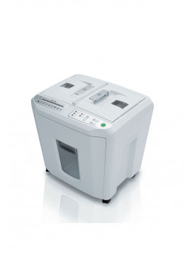 EBA SHREDDER - 8280CC - AUTOMATIC FEED -  4 X 10MM - CROSS CUT