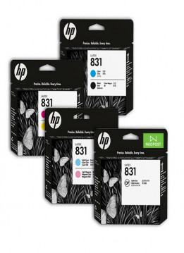 HP 831 YELLOW/MAGENTA P/HEAD