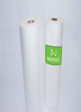 Neopost  Backing Film Gloss 1430mm X 200m 77 Core
