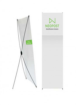 XBANNER 800MM X 1800MM (WITH PAPER TUBE)