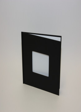 OPUS A4 CLASSIC WINDOW PHOTOBOOK COVER KIT WITH CHANNELS