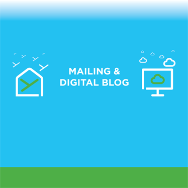 Mailing & Digital Blog